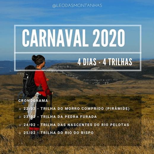 Aventuras de Carnaval em Urubici 7