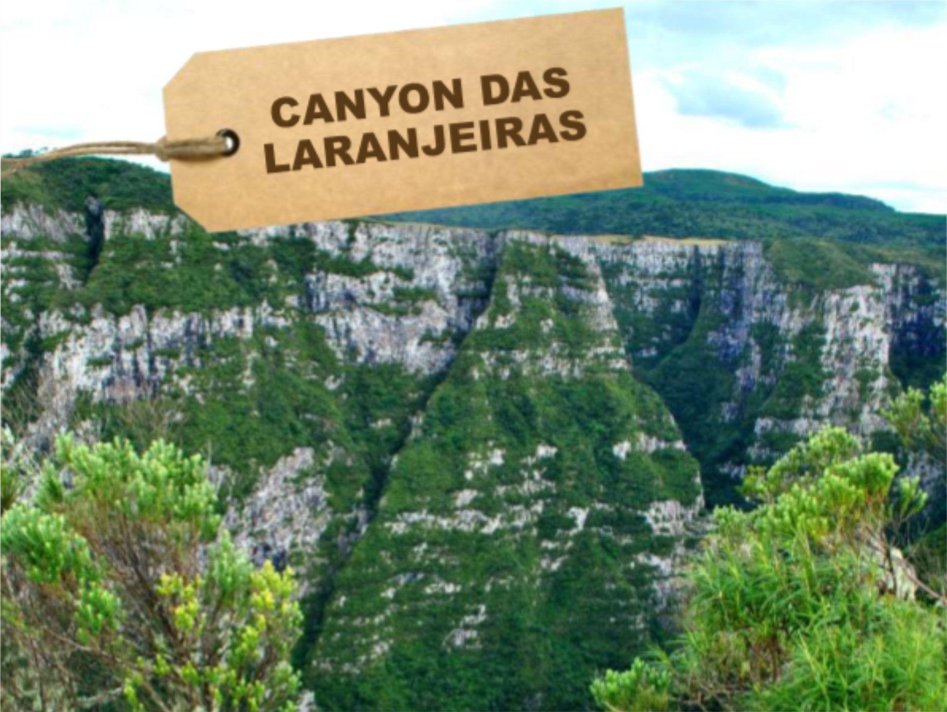 Canyon Laranjeiras