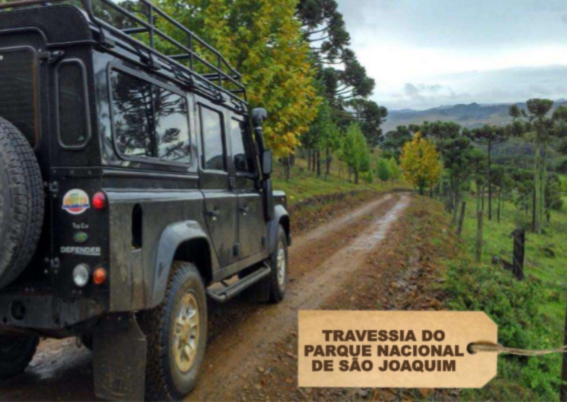 Travessia do Parque Nacional de São Joaquim