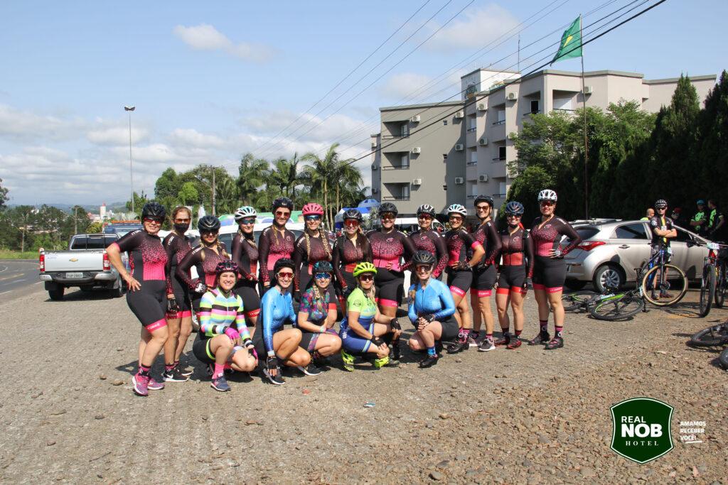 2º Passeio Ciclístico de Orleans 1