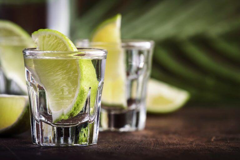 Copo com bebida