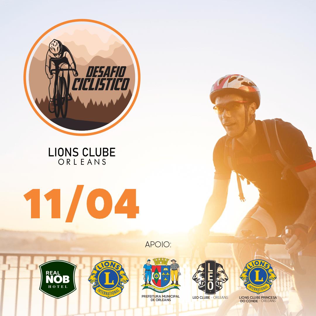 desafio ciclistico real nob e lions club